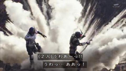 「仮面ライダージオウ」30話 爆発