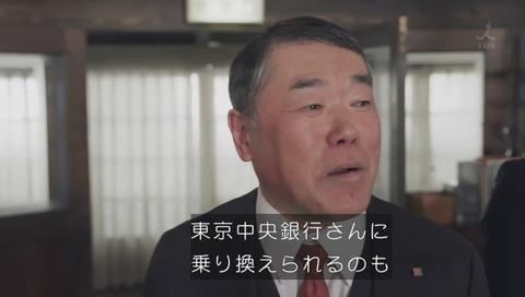 半沢直樹の「東京中央銀行」