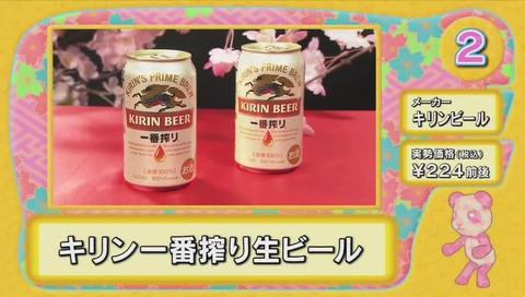 ランク王国 ビールランキング