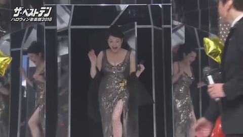 ザ・ベストテン2016 松坂慶子