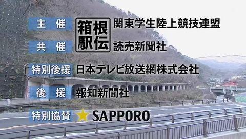 第94回東京箱根間往復大学駅伝競走復路