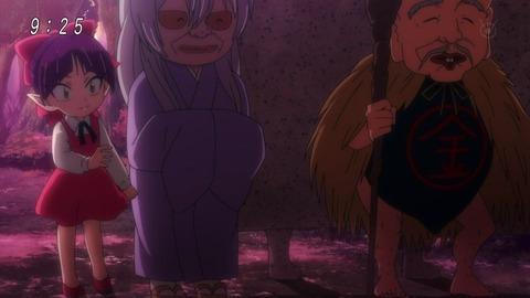 アニメ「ゲゲゲの鬼太郎」49話 ねこ娘とまな