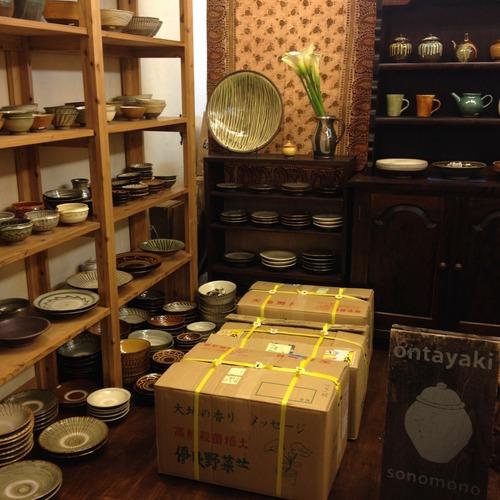 image いよいよ来週に迫った奈良のならの実さんでの展示会。スペースはあまり広くな... その