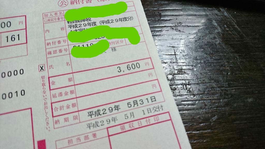 250cc 税金