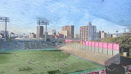 J3第1節ホーム盛岡戦(20170312) U-23のサッカーとルヴァンカップ