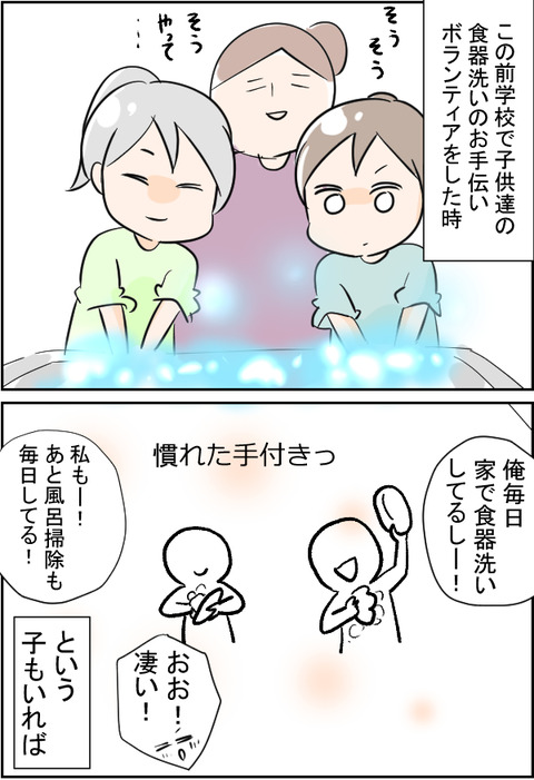 食器洗い1