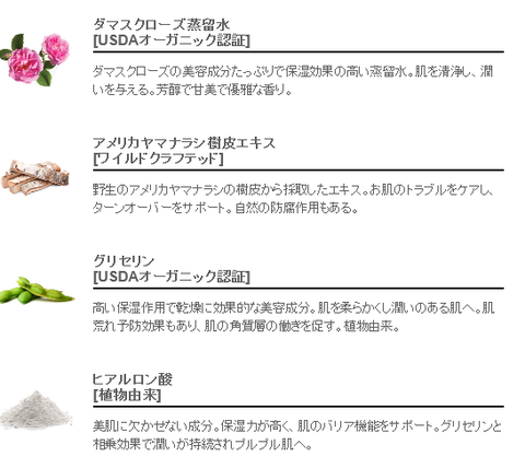 プロダクト化粧水