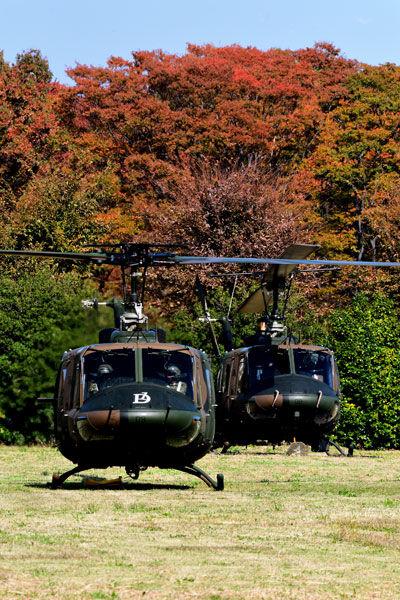 20191109DSC_7864立川UH-1Jx2SM