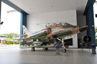 20181117DSC_2218シンガポール空軍博物館TA-4SUSM