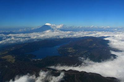 20181110DSC_2033芦ノ湖と富士山SM