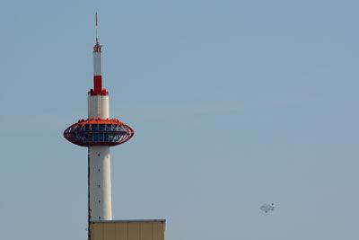 20161030DSC_9927京都タワーとスヌーピー号SM