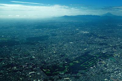20190928DSC_6753東京たてもの園と富士山SM