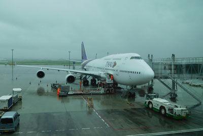 20170726DSCN7566羽田タイ航空B747SM