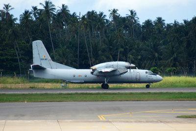 20191205IMG_3400スリランカ空軍An-32SM