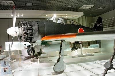 20160604DSC_9005国立科学博物館_零戦21型SM