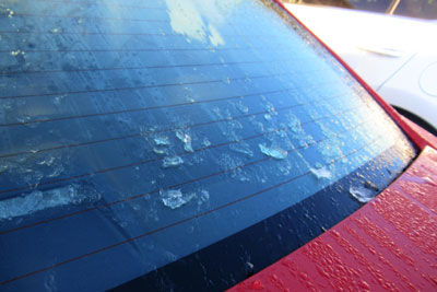 20200110IMG_1011レンタルカーのガラスに氷SM
