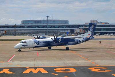 20180704DSCN9104成田オーロラ航空DHC-8-400SM