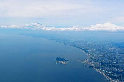 20200712DSC_4467江の島と夏富士SM