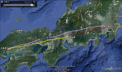 20121008広島西GPS航跡SM