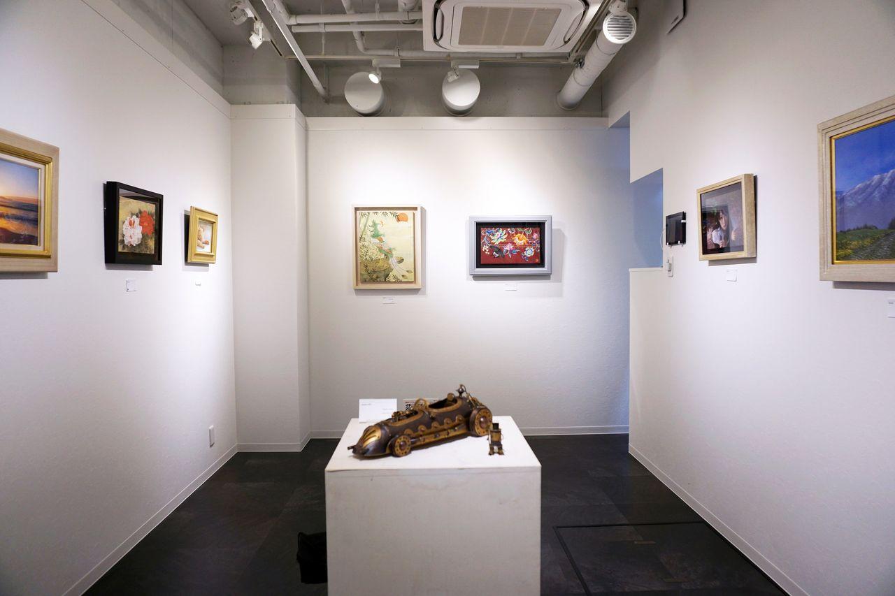Gallery Seek Official Blog イメージ画像