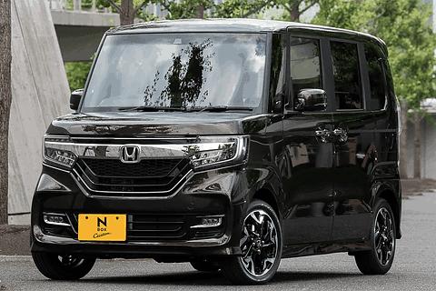1月の車名別新車販売、軽はホンダ「NーBOX」が17カ月連続首位