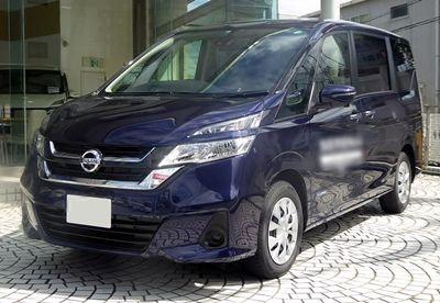 Nissan_SERENA_X001s