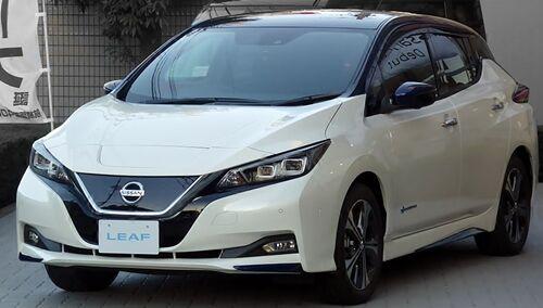 【EV】日本、電気自動車が売れない 日産リーフ前年比57.0%