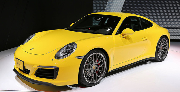 2015_Porsche_911_Carrera_4S_Coupe