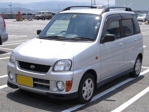 Subaru-Pleo-1st_1998-front