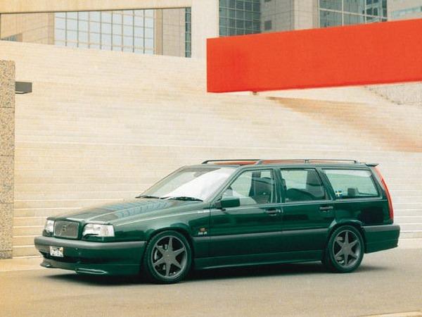 ボルボ850エステートとかいう史上最高にカッコいい車www