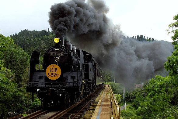 汽車 SOSEGON魂 : 「永遠の汽車」