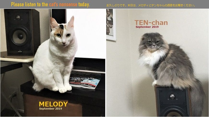 TOPMELODY&TEN-CHAN 2019 September