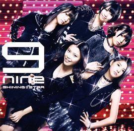 9nine CD Maxi『SHINING☆STAR』 ソニーミュージック SECL...  「
