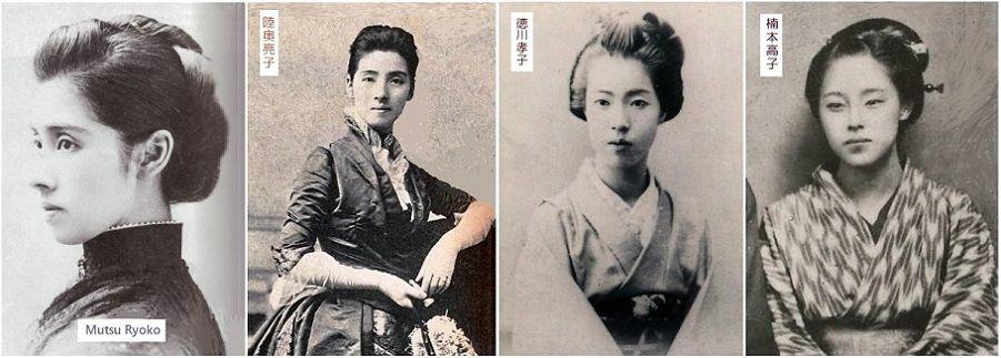 日本の誇り ~ 明治の女性の美しさ』 : SOSEGON魂