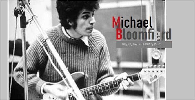 Michael Bloomfield,1