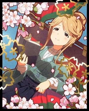 59 桜と佳麗な書生 天空橋朋花