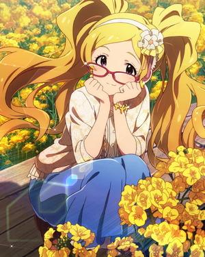菜の花姫 エミリー