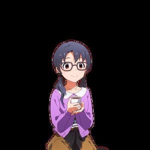 おこた花見で一服♪ 七尾百合子+紗代子