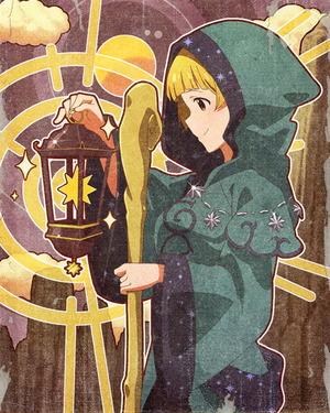 The hermit 福田のり子