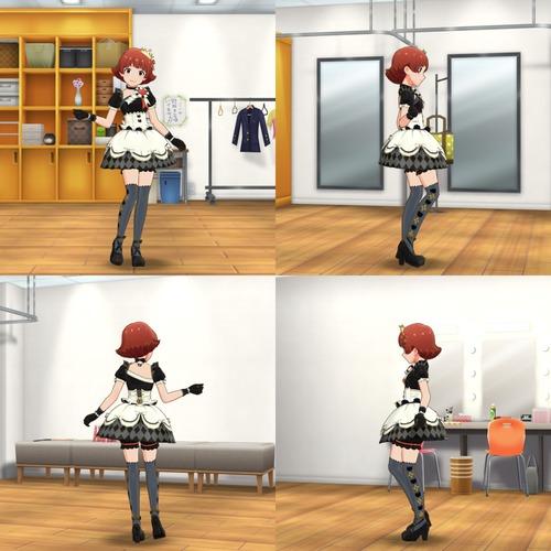 ハピ☆パラ! 野々原茜 (3)
