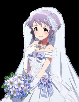 水上の花嫁 真壁瑞希