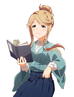 桜と佳麗な書生 天空橋朋花