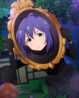 正直者な魔法の鏡 望月杏奈