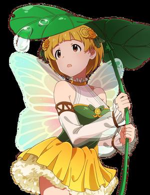 お気に入りの傘 福田のり子