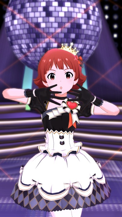 ハピ☆パラ! 野々原茜 (1)