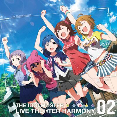 THE IDOLM@STER LIVE THE@TER HARMONY 02 アイドルマスター ミリオンライブ!