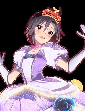 夢のお姫様 菊地真