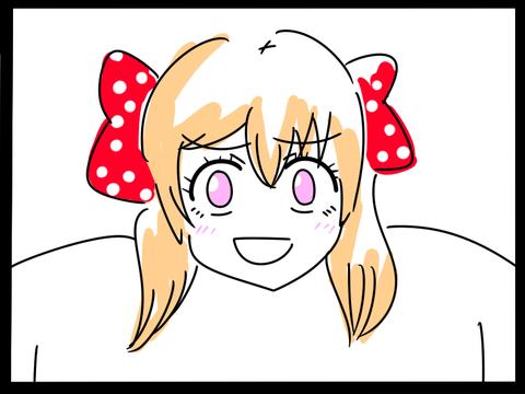 ありがとう月刊少女野崎くんのオレンジ髪の娘