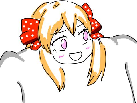 ありがとう月刊少女のオレンジ髪の娘2