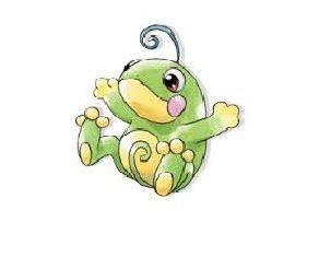 ポケモンで最も多いモチーフはカエルでいいよな?